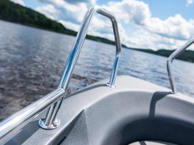 Das richtige Material für das Boot wählen